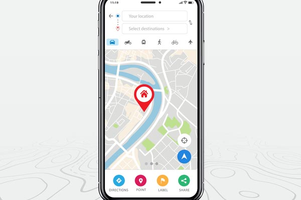 How to Know Others' Mobile Location
