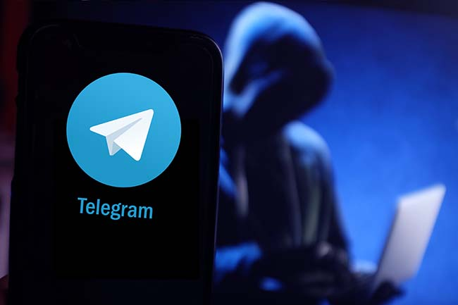 Telegram hack app