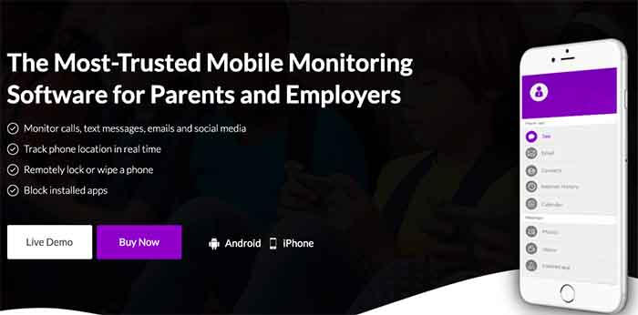 mobile monitoring software for parents