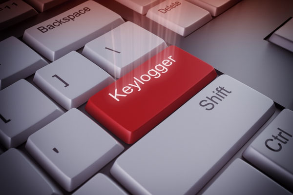keylogger feature
