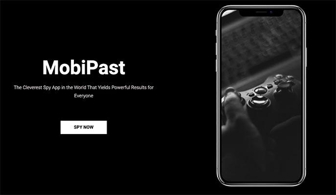 mobiPast spy app