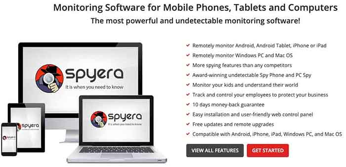 monitoring software for mobile phones