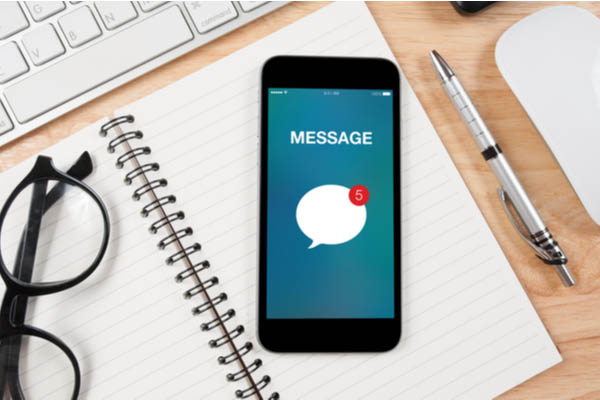 Android text messages