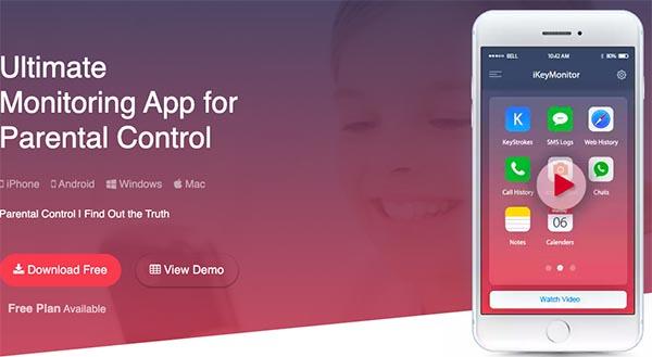 ikeymonitor phone spy app