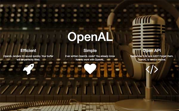 openal software